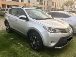 Título do anúncio: Toyota Rav4 2.5 4x4 2014 Nova