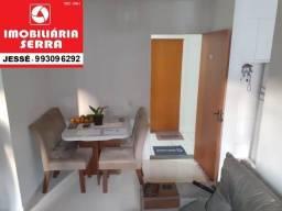 JES 017. Apartamento mobiliado de 2 quartos, elevador, piscina, academia