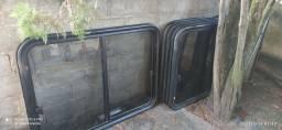 janelas e portas VW. Neobus