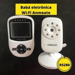 Babá eletrônica Anmeate Wi-Fi