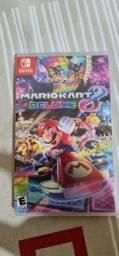 Jogo Mario kart deluxe 8 nintendo switch