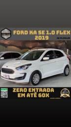 Título do anúncio: FORD KA SE 1.0  único dono 2019 ( Garantia de fábrica )