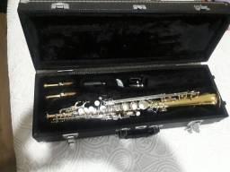Saxofone soprano reto Sheaffer