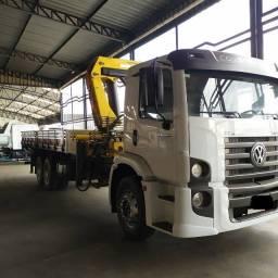 Título do anúncio: Caminhão Vw 24 250 2012 com Munck.