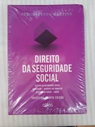 Título do anúncio: Livro de Direito da Seguridade Social