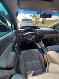 Honda Civic LXL 2013 Automático