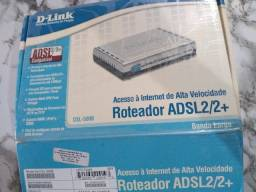 Roteador ADSL2/2+