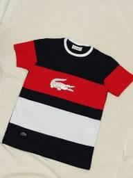 Camiseta Lacoste Peruana legítima