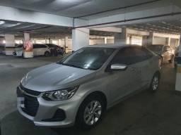 Onix Sedan Aut Prata 21/21 0KM