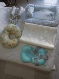 Kit quarto de bebê semi novo  impecável