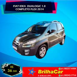 Fiat Idea Adv Dualogic 1.8 Flex -2013-2014