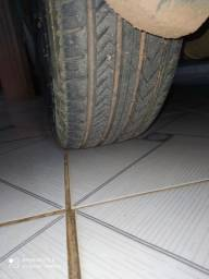 Troco por rodas 15 cm pneus bons