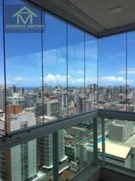 Título do anúncio: Cobertura  duplex na Praia da Costa de 4 quartos -lazer club Cód: 17684 AM
