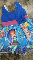 Título do anúncio: Kit vestidos infantis