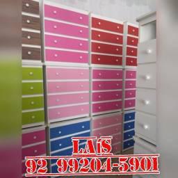 Título do anúncio: Cômodas cores disponíveis para entrega