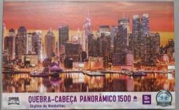 QUEBRA-CABEÇA 1500 PEÇAS
