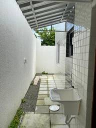 Apartamento térreo com área privativa em mangabeira