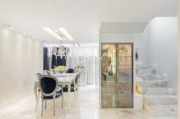 Casa de condomínio à venda com 4 dormitórios em São francisco, Curitiba cod:AD0281