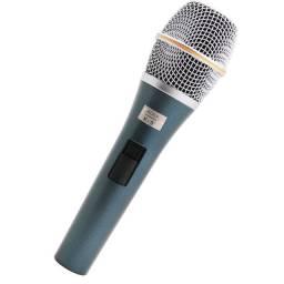 Microfone com fio Kadosh K98