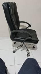 Cadeira de Escritório Presidente - Giratória PRE-002 Nell<br><br>