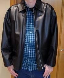 Jaqueta de Couro - masculina