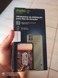 Moto G9 Power lacrado na garantia de 1 ano