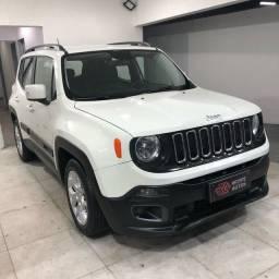 Título do anúncio: Jeep Renegade 1.8 2016 Aut. Longitude Completo (Aceito Financiamento)
