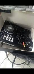 controladora DJ Traktor Control s2