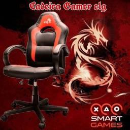 Cadeira gamer Elg Profissional - Pronta entrega