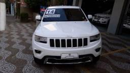 Título do anúncio: jeep grand cherokee 2014 3.6 limited 4X4 automática