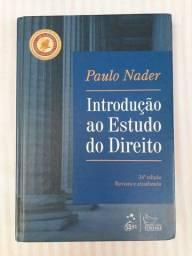 Título do anúncio: Livro Introdução ao Estudo do Direito