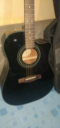 Título do anúncio: Violão Fender CD60SE
