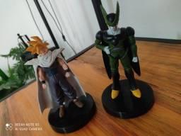 Título do anúncio: Action Figure Boneco Anime Dragon Ball Z C/ 2 Unidades