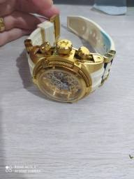 Relógio invicta Zeus Bolt Skeleton original