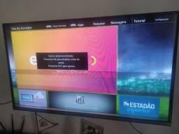 Título do anúncio: Smart tv Panasonic viera 42