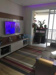 Apartamento com 3 dormitórios à venda, 90 m² por R$ 820.000,00 - Alphaville Empresarial -