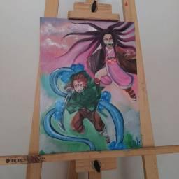 Arte Demon Slayer / Kimetsu no Yaiba