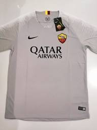 Camisa Roma Away Nike 18/19 - Tamanho: G