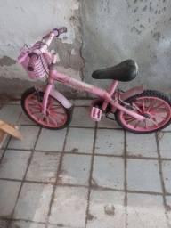 Vendo bicicleta pra desocupar