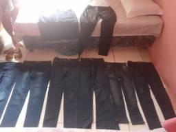 Calças jeans ( tudo por 100 )
