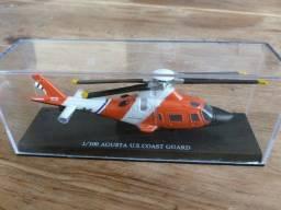 Miniatura de Helicóptero Agusta U.S. Coast Guard