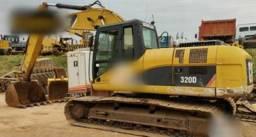 Título do anúncio: Escavadeira CAT 320DL