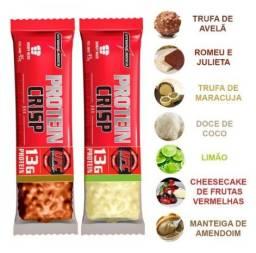 Protein Crisp Bar - IntegralMédica