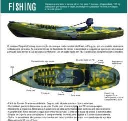Título do anúncio: Caiaque Fishing À Pronta Entrega - Novo - Muito Barato ? Várias Cores