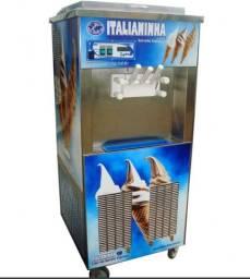 VENDO MÁQUINA ITALIANINHA FABRICAÇÃO 2009 MODELO NTGA-AT<br><br>220V TRIFÁSICA