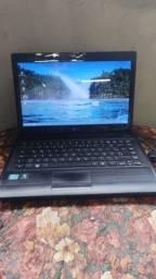 Notebook LG i3 4GB RAM 320 HD