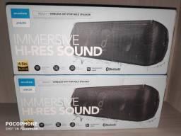 Título do anúncio: Caixa de som Anker Soundcore Motion+