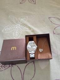 Relógio mondeine novo na caixa
