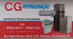 Cg refrigeração