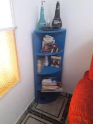 Prateleira pode ser usada de lado tbem n parede